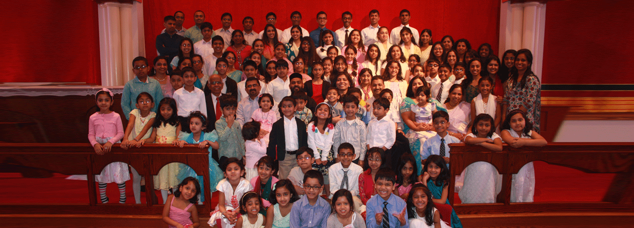 SGMOC Sunday School Group Photo